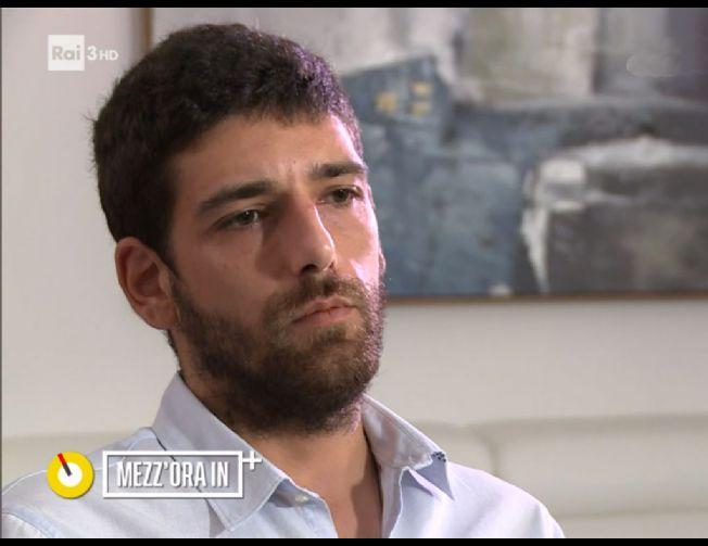 Intervista a Giovanni Montinaro nella trasmissione di Lucia Annunziata Mezz'Ora in più