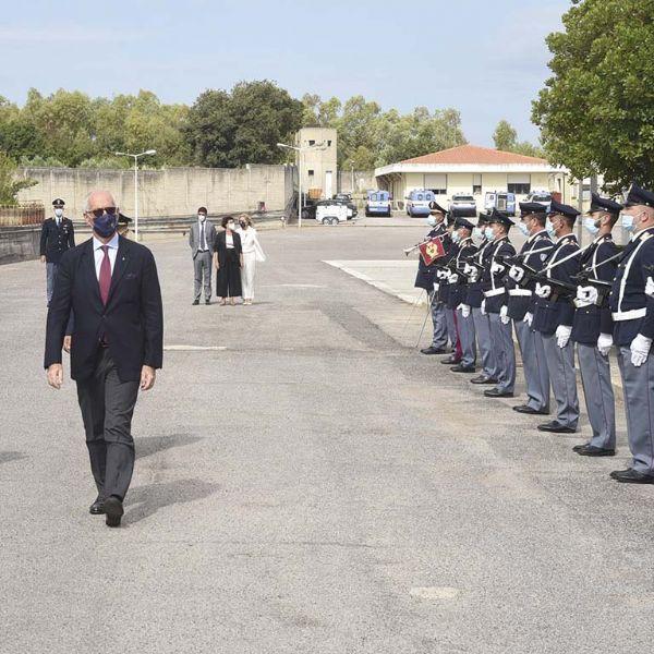 Tour Scuola di Polizia di Abbasanta,