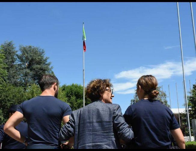 Tour Scuola di Polizia di Alessandria,