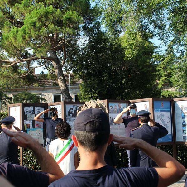 Tour Scuola di Polizia di Peschiera del Garda,