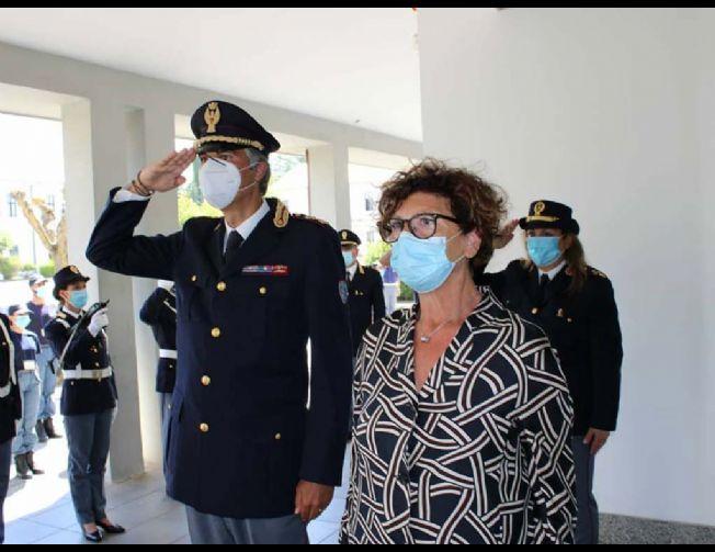 Tour Scuola di Polizia di Vibo Valentia,