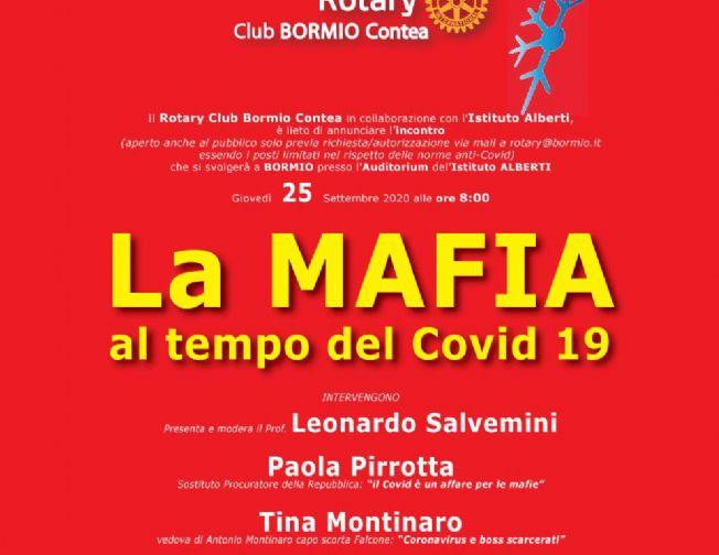 La Mafia al tempo del Covid 19,